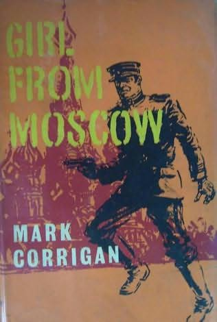 book cover of Girl from Moscow