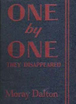 book cover of One By One They Disappeared
