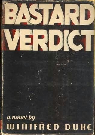 book cover of Bastard Verdict