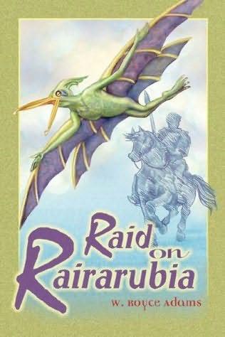 book cover of Raid On Rairarubia