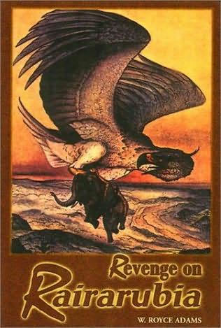 book cover of Revenge On Rairarubia