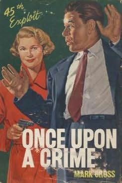 book cover of Once Upon A Crime