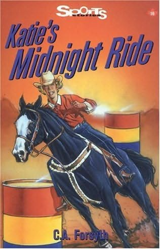 book cover of Katie\'s Midnight Ride