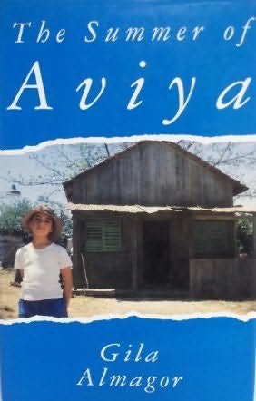 book cover of Summer of Aviya
