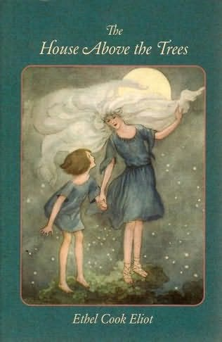 book cover of The House Above the Trees