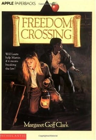 book cover of Freedom Crossing