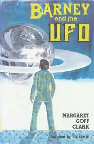 book cover of Barney and the UFO