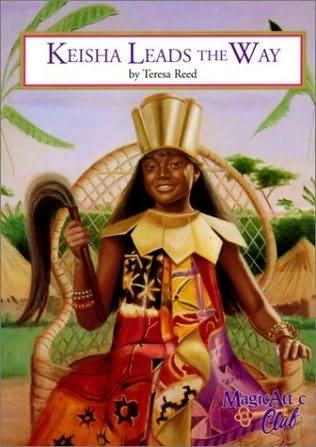 Keisha Leads The Way Magic Attic Club By Teresa Reed