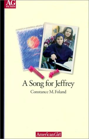 book cover of A Song for Jeffrey