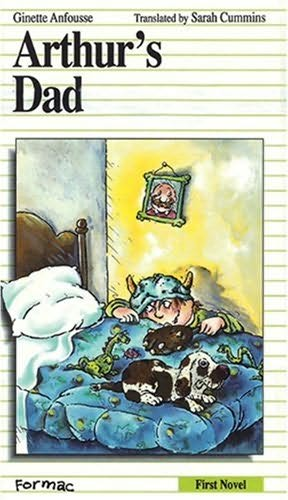 book cover of Arthur\'s Dad