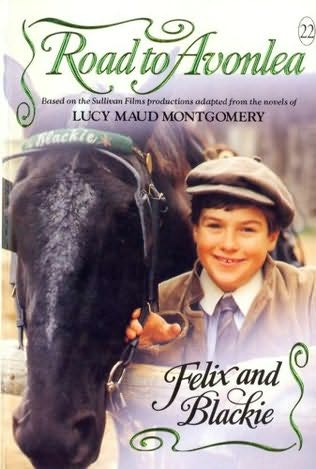book cover of Felix and Blackie