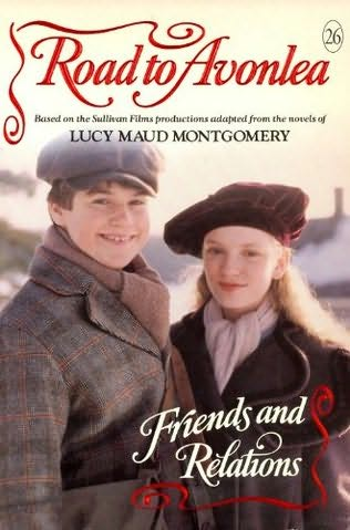 book cover of Friends and Relations