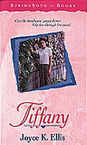 book cover of Tiffany