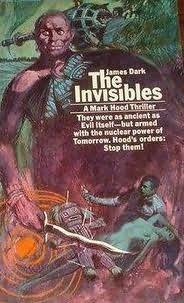 book cover of The Invisibles