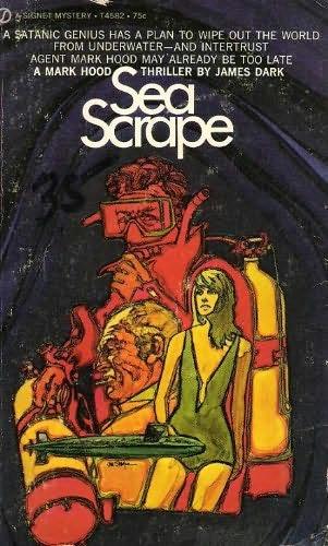 book cover of Sea Scrape