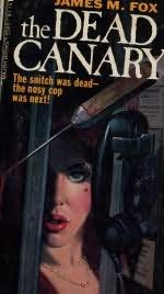 book cover of The Dead Canary