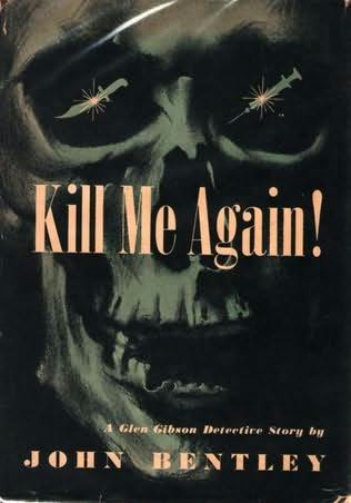 book cover of Kill Me Again!