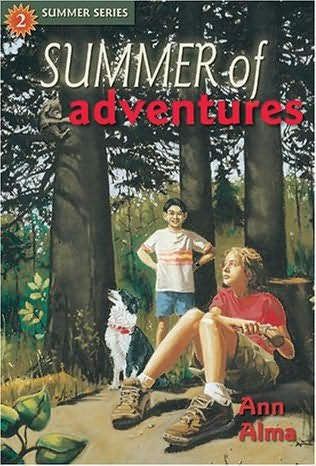 book cover of Summer of Adventures