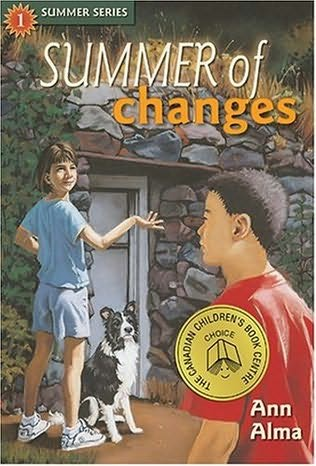 book cover of Summer of Changes