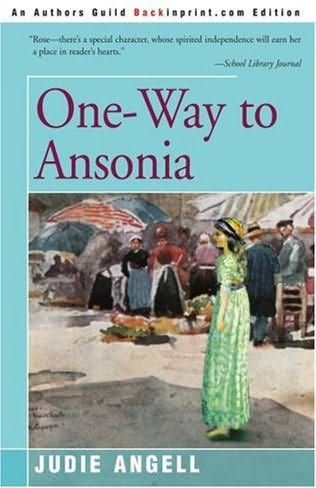 book cover of One Way to Ansonia