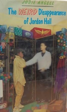 book cover of The Weird Disappearance of Jordan Hall