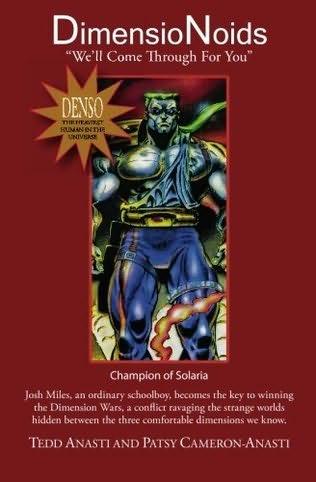 book cover of DimensioNoids