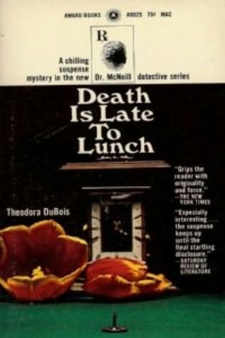 book cover of Death Is Late to Lunch