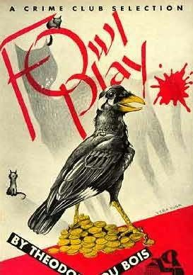 book cover of Fowl Play