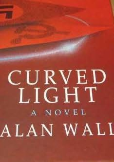 book cover of Curved Light