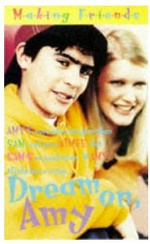 book cover of Dream On, Amy