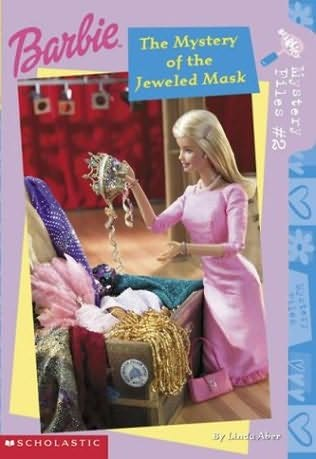 book cover of The Mystery of the Jeweled Mask