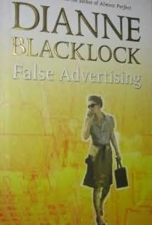 book cover of False Advertising