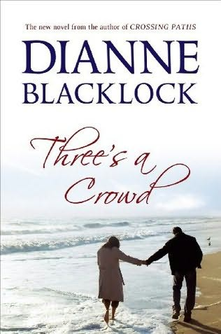 book cover of Three\'s A Crowd
