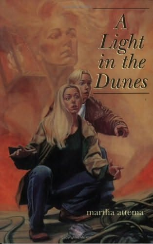 book cover of A Light in the Dunes