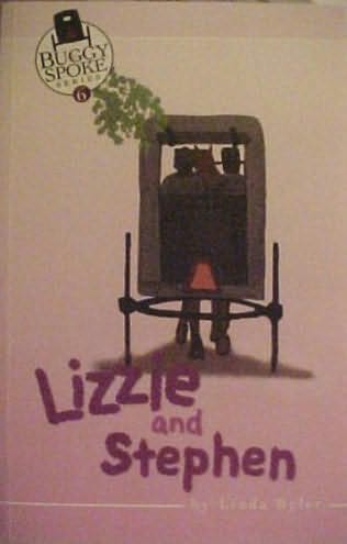 book cover of Lizzie and Stephen