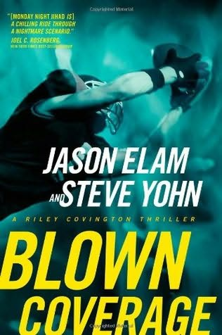 book cover of Blown Coverage