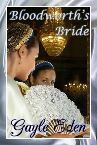 book cover of Bloodworth\'s Bride