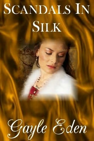 book cover of Scandals in Silk