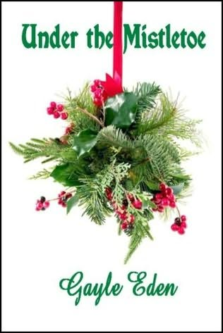book cover of Under the Mistletoe