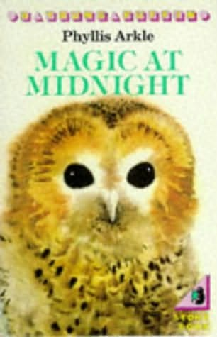 book cover of Magic At Midnight