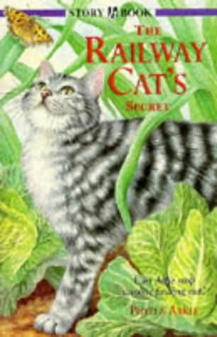 book cover of The Railway Cat\'s Secret