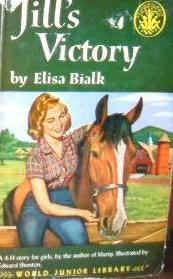 book cover of Jill\'s Victory