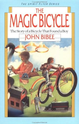 book cover of The Magic Bicycle