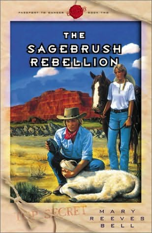 book cover of The Sagebrush Rebellion