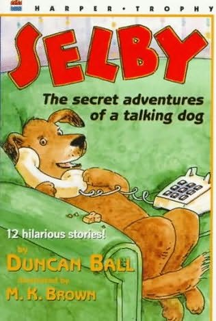 book cover of Selby