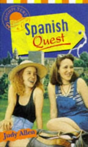 book cover of Spanish Quest