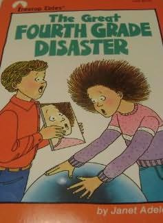 book cover of The Great Fourth Grade Disaster