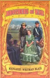 book cover of Brothers At War