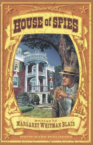 book cover of House of Spies