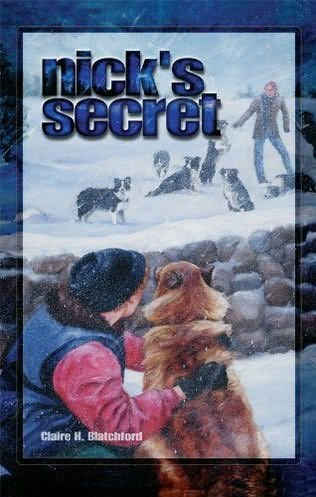book cover of Nick\'s Secret